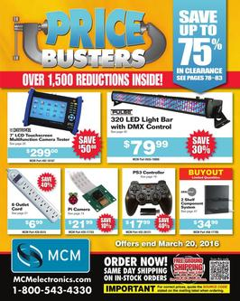 Price Busters 2016