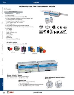 Intrinsically Safe Barriers 2013