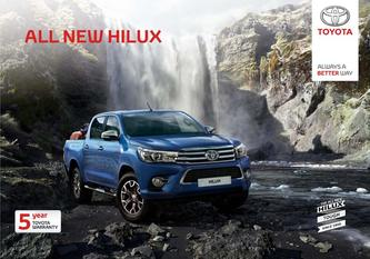 New Hilux 2017