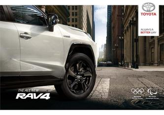 All New RAV4 2019