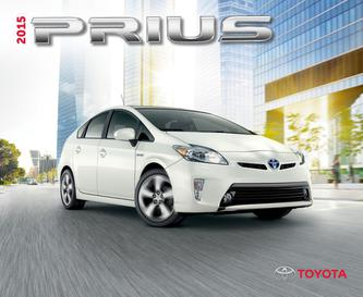Toyota Prius 2015 (French)