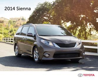 Sienna 2014 (French)