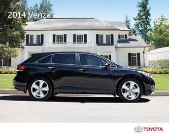 Venza 2014 (French)