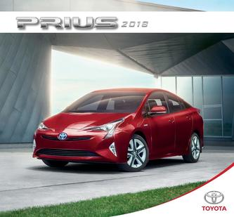 Toyota Prius 2018 (French)