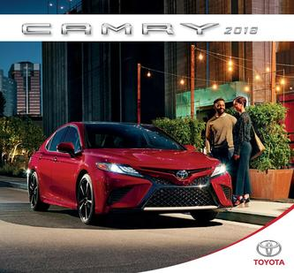 Toyota Camry / Camry hybride 2018 (French)