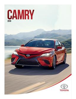 Toyota Camry / Camry hybride 2019 (French)