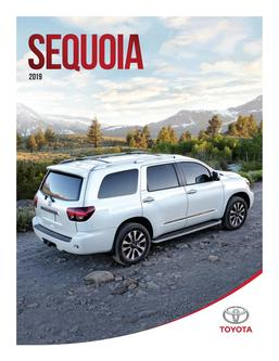 Toyota Sequoia 2019 (French)