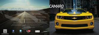 Chevrolet Camaro 2013 (French)