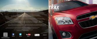 Chevrolet Trax 2013 (French)