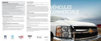 Chevrolet Express 2013 (French)