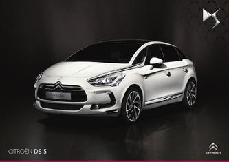 Citroen DS-5 Specifications 2015