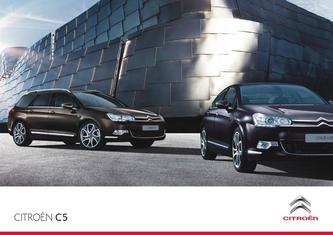 Citroen C5 Specifications 2015