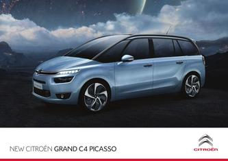 Citroen Grand C4 Picasso Specifications 2015