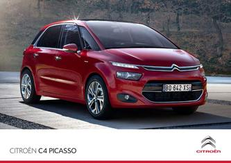 Citroen C4 Picasso Specifications 2015