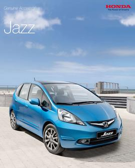 Honda Jazz Accessories 2013