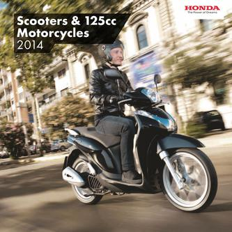 Scooters & 125cc Motorcycles 2014