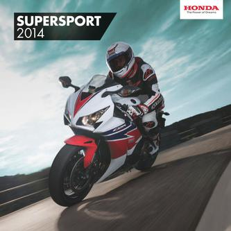 Supersports Motorcycles 2014