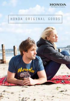 Honda Original Goods 2014