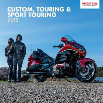 Custom, Touring & Sport Touring Motorcycles 2015