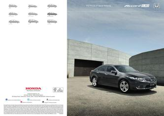 Honda Accord Euro 2014