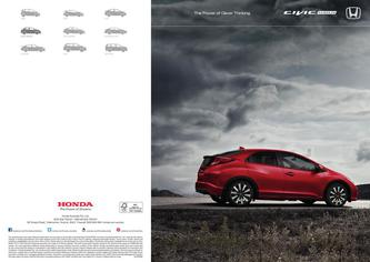 Honda Civic Hatch 2014