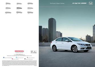 Honda Civic Sedan 2014