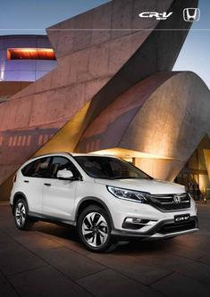 Honda CR-V Series II 2015