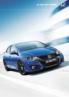 Honda Civic Hatch 2015