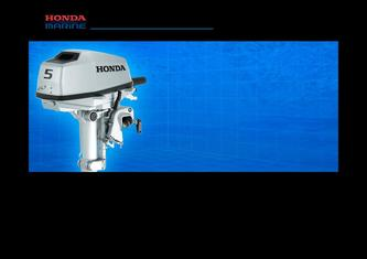 BF5 (5hp Outboard) 2015