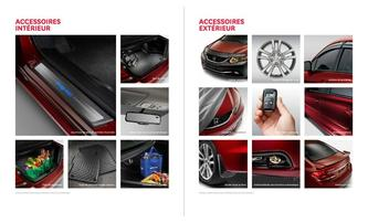 Honda Civic Berline Accessoires 2013 (French)