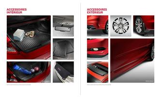 Honda Civic Accessories Coupe 2015 (French)
