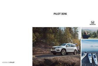 Honda Pilot 2016 (French)