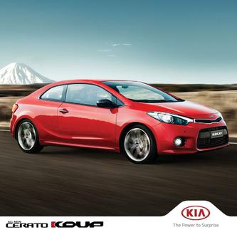 All New Cerato Koup 2013