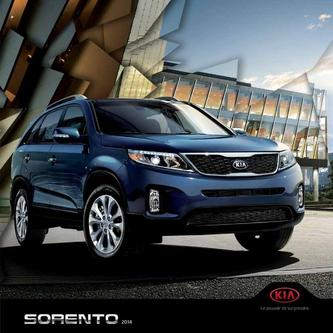 KIA Sorento 2013 (French)