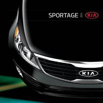 KIA Sportage 2013 (French)