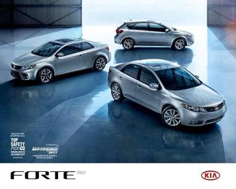 KIA Forte5 2013 (French)