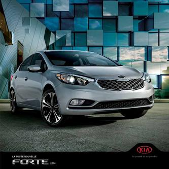 KIA Forte 2013 (French)