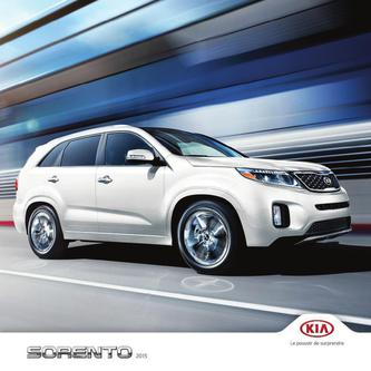 KIA Sorento 2014 (French)