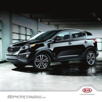 KIA Sportage 2014 (French)