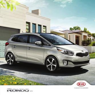 KIA Rondo 2014 (French)