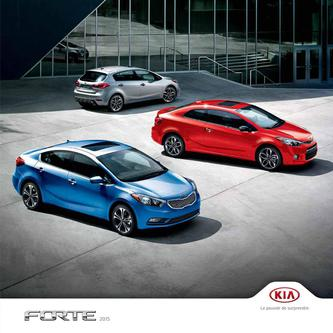 KIA Forte 2014 (French)