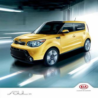 KIA Soul 2014 (French)