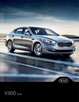 KIA K900 2016 (French)