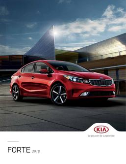 2018 Kia Forte 5-portes (French)