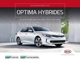 2019 Optima HEV (French)