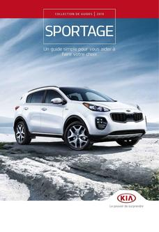 2019 Kia Sportage (French)