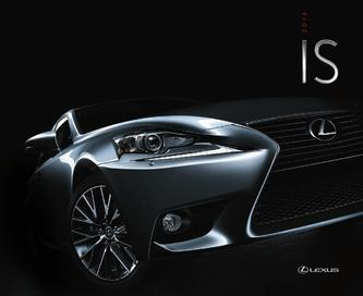 Lexus IS 2013 (French)