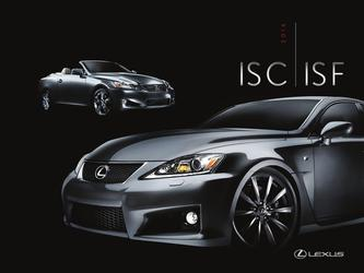 Lexus ISC & ISF 2014 (French)