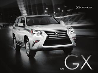 LEXUS GX 2015 (French)