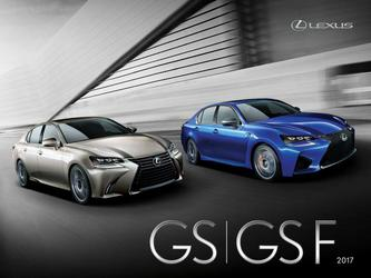 Lexus GS/GS F 2017 (French)